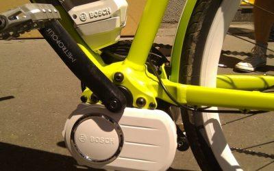 E-bike teszt