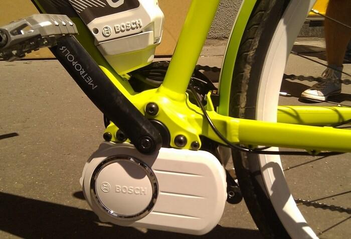 E-bike teszt többféle típuson