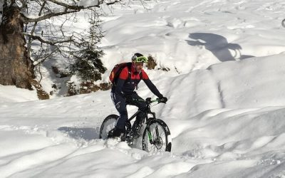 Bringázás télen, avagy hogyan öltözködj fel téli bringázáshoz