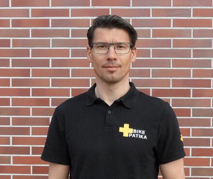 bikepatika Szegő Attila tulajdonos