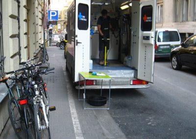 mobil bringaszerviz céges javítás belső