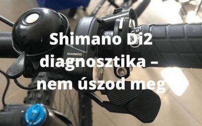Shimano Di2 diagnosztika – nem úszod meg